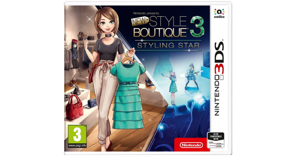 New Style Boutique 3 3DS