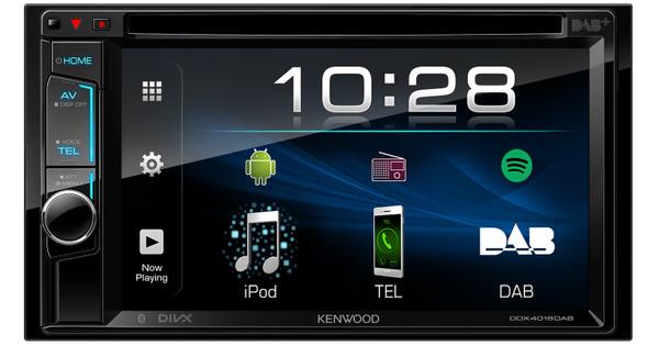 Kenwood DDX4018DAB
