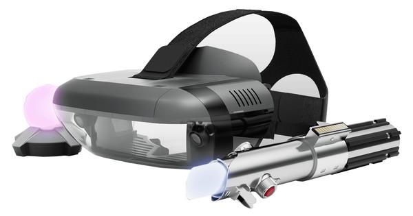 Lenovo Mirage: Star Wars Jedi Challenges AR Headset