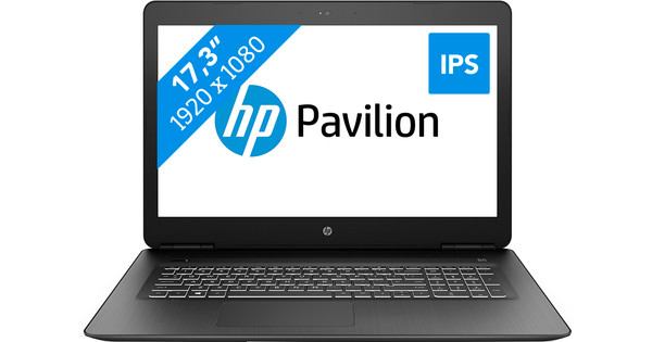 HP Pavilion 17-ab497nd