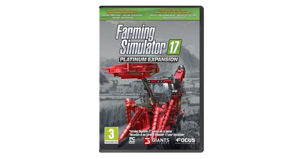 Farming Simulator 17 Platinum Expansion Pack PC