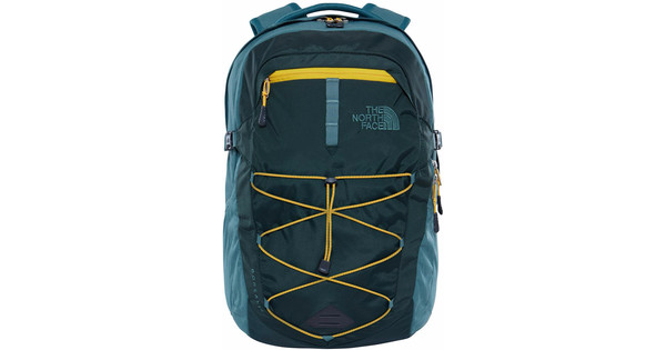 The North Face Borealis Darkest Spruce/Silver Pine Green Light heather