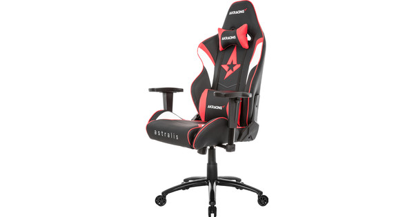 AK Racing Astralis Gaming Chair Rood