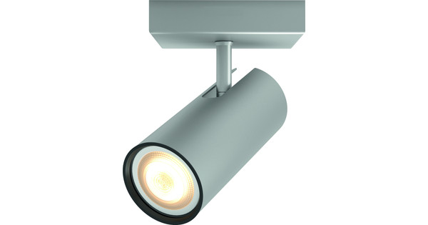 Hue Lampen Coolblue : Philips hue buratto spot gray coolblue anything for a smile