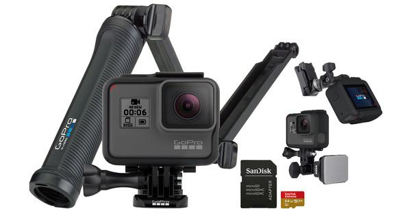 Snowboardkit - GoPro HERO 6 Black