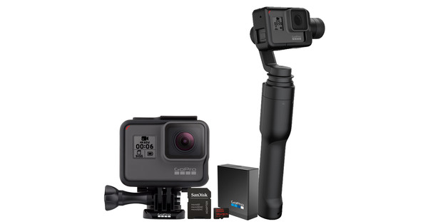 Expert kit - GoPro HERO 6 Black