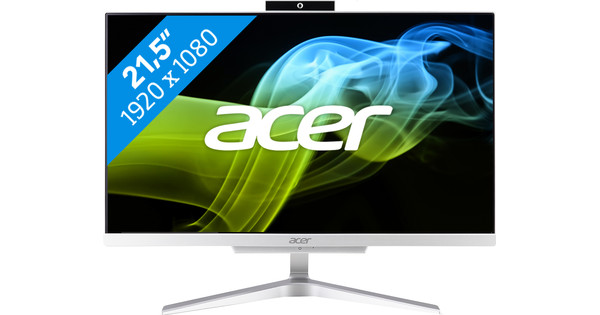 Acer Aspire C22-860 I8008 NL All-in-One