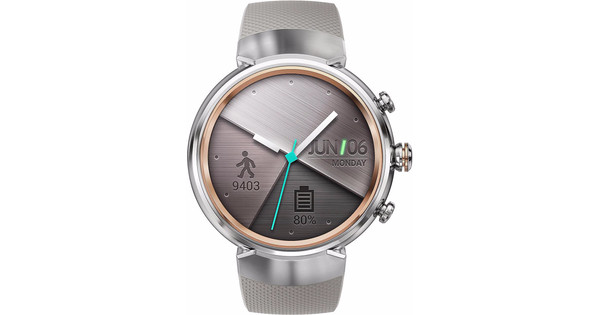 Asus Zenwatch 3 Silver/Beige