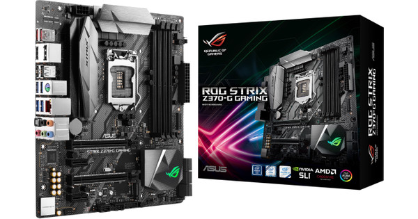 Asus ROG STRIX Z370-G Gaming WiFi