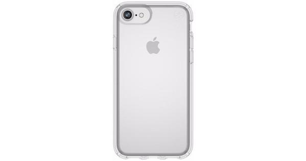 reputable site 06e34 477b9 Speck Presidio Clear Apple iPhone 8 Back Cover Transparent