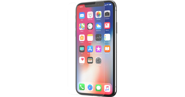 new style 64a06 6f006 Tech21 Impact Shield Self Heal Apple iPhone X/Xs Screen Protector Plastic
