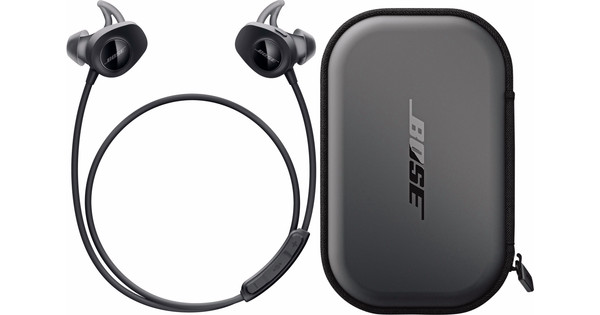 Bose SoundSport Wireless met Charging Case