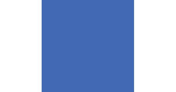 Falcon Eyes Achtergrondpapier 275 Chroma Blue