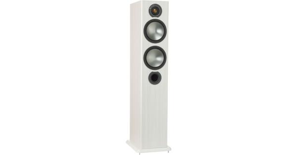 Monitor Audio Bronze 5 Wit (paar)
