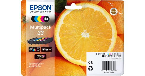 Epson 33 Multipack (C13T33374011)