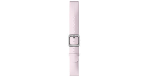Nokia 18mm Siliconen Horlogeband Lichtroze