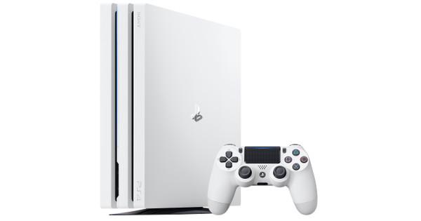 Sony PlayStation 4 Pro 1 TB Wit
