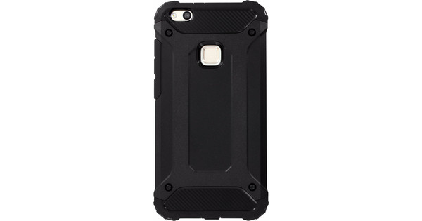 Mobiparts Rugged Shield Huawei P10 Lite Back Cover Black