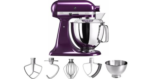 KitchenAid Artisan Mixer 5KSM175PS Donkerpaars