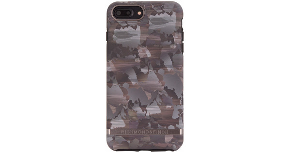 Richmond & Finch Apple iPhone 6 Plus / 6s Plus / 7 Plus / 8 Plus Back Cover Camouflage