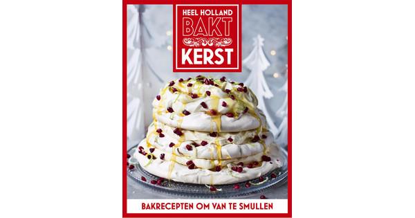 Heel Holland Bakt Kerst