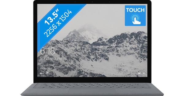 Microsoft Surface Laptop - i5 - 8 GB - 256 GB