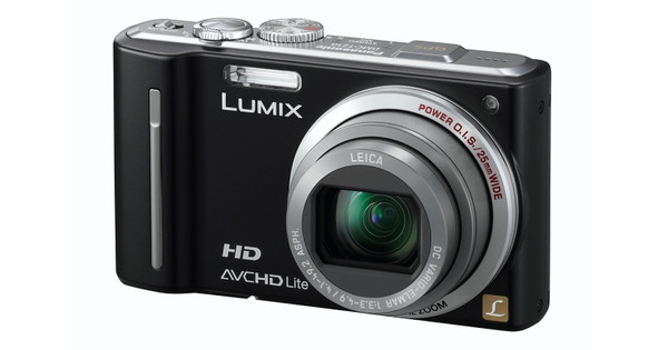 Panasonic Lumix DMC-TZ10 Black