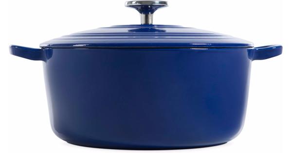 BK Bourgogne Braadpan 28 cm Royal Blue