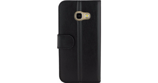 Valenta Booklet Classic Luxe Samsung Galaxy A3 (2017) Book Case Black