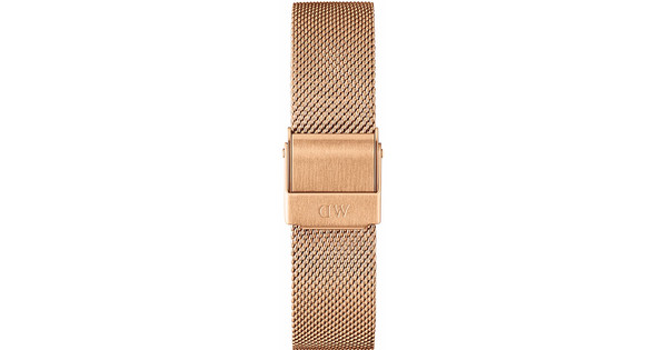 Daniel Wellington Melrose Strap Rose Gold 12mm