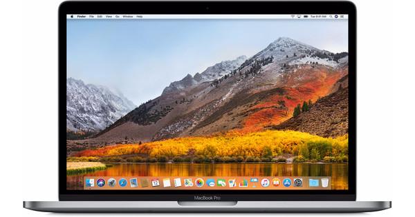 Apple MacBook Pro 13'' (2017) 8/128GB - 2,5GHz Space Gray