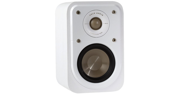 Polk Audio S10 Wit (per paar)