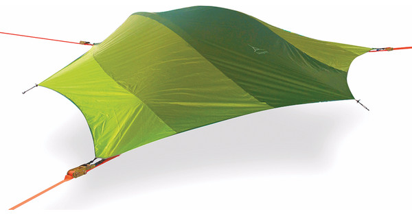 Tentsile Stingray 2.0 3 Pers. / 4 Seasons Rainforest Green