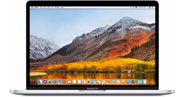Apple MacBook Pro 13'' Touch Bar (2017) MPXX2N/A Silver