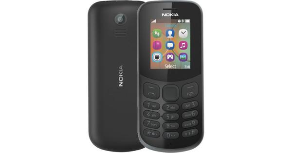 Nokia 130 (2017) Black