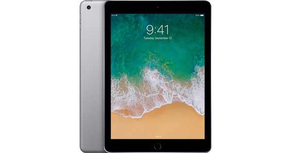 Apple iPad (2017) 128GB WiFi Space Gray