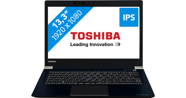 Toshiba Portégé X30-D i7-16gb-512ssd