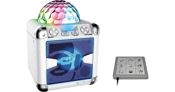 iDance Audio BC-5L Wit