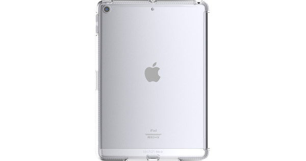 "Tech21 Impact Clear iPad 9.7"" Hoes Transparant"
