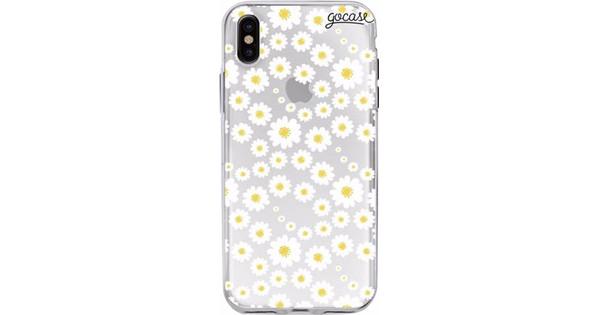 san francisco 5e9ba 34841 GoCase TPU Apple iPhone X Back Cover Daisies
