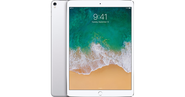 Apple iPad Pro 10.5 inch 512GB WiFi + 4G Silver