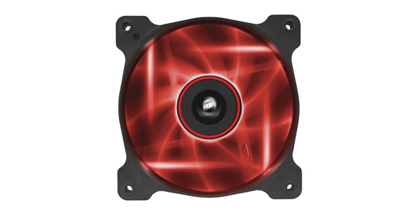 Corsair SP120 High Static Pressure Edition Red LED 2 Pack