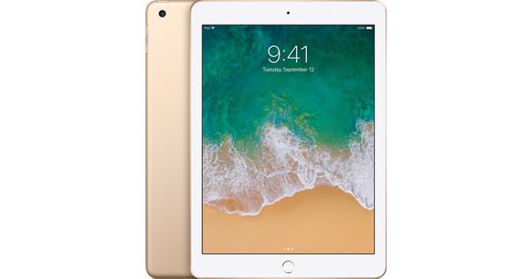 Apple iPad (2017) 128 GB Wifi Gold