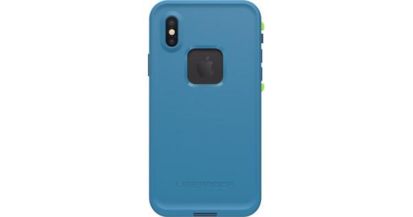 Lifeproof Fre Apple iPhone X Full Body Blue