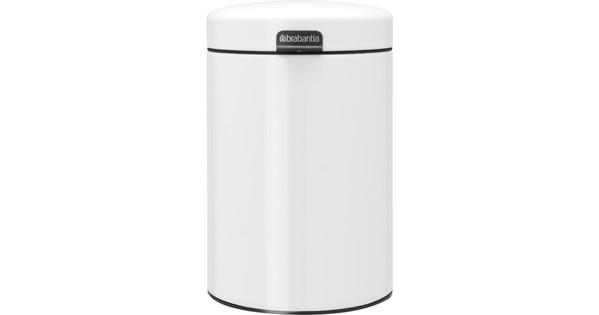 Brabantia NewIcon Wandafvalemmer 3 Liter White