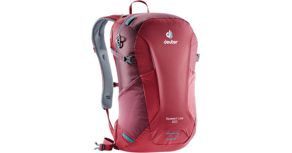 ed9e5a1274f Deuter Speed Lite 20 Cranberry/Maron - Coolblue - Voor 23.59u, morgen in  huis
