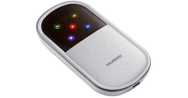 Huawei E5 Pocket WiFi 3G-modem