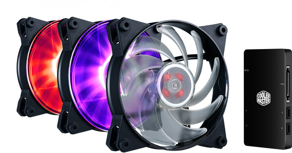 Cooler Master MasterFan Pro 120 Air Balance 3 In 1 RGB