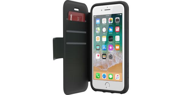 finest selection fd379 90f31 Griffin Survivor Strong Wallet Apple iPhone 6 Plus/6s Plus/7 Plus/8 Plus  Book Case Black