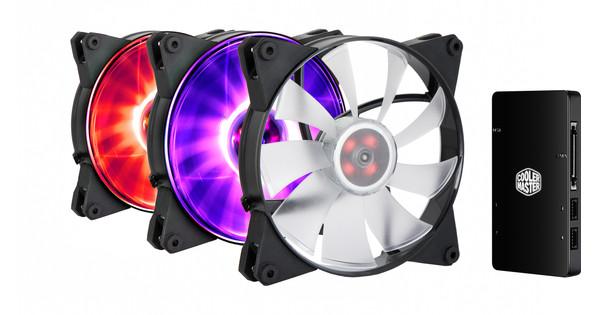 Cooler Master MasterFan Pro 140 Air Flow 3 In 1 RGB